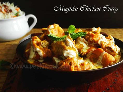 Mughlai Chicken Easy Cook With Food Junction