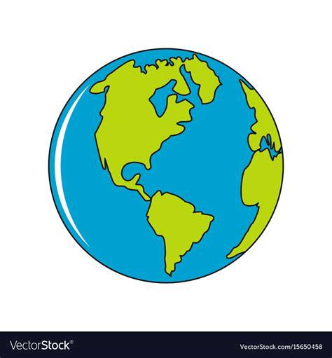 cartoon planet earth   clip art carwadnet