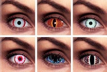 Non Prescription Colored Contacts Halloween by Awesome Red Colored Contacts Non Prescription 4 Halloween