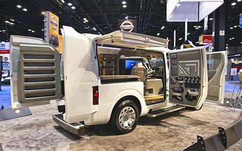 concept work truck nissan work van pro construction forum be the pro