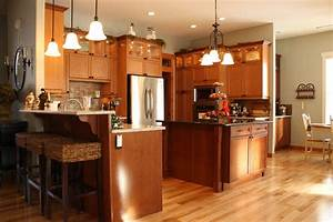 Exotic, Wood, Kitchen, Cabinets, Willow, Wisp, Cottage, Facelift, Part