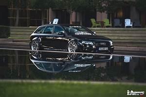 Audi A4 Tuning : stanced audi a4 b8 avant 2015 ~ Medecine-chirurgie-esthetiques.com Avis de Voitures