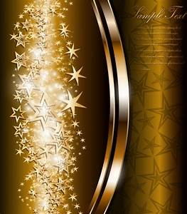 Elegant gold background vector Free vector in Encapsulated ...