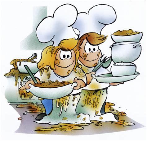 childrens kitchen  hsb cartoon education tech