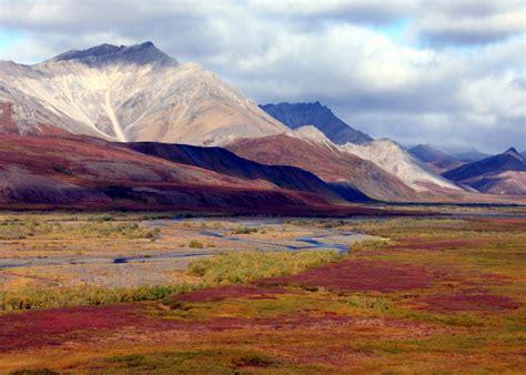brooks alaska range arctic western fall wilderness camp fishing base outings foliage backpacking sierraclub club sierra