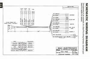 Four Winns Electrical Wiring Diagrams