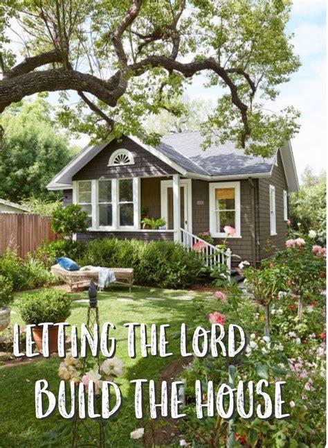 build my home build my house church of god
