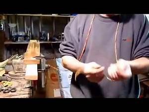 Fabriquer Un Arc : fabriquer un arc 14 fabrication d 39 une corde youtube ~ Nature-et-papiers.com Idées de Décoration