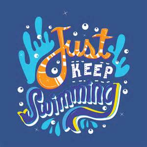 Finding Dory Just Keep Swimming Shirt