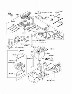 Wiring Diagram Zrx 1200