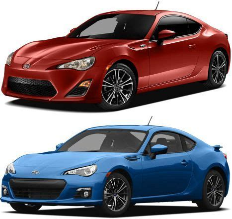 Scion Frs Vs Brz subaru makes plans for new 2nd generation brz carsdirect