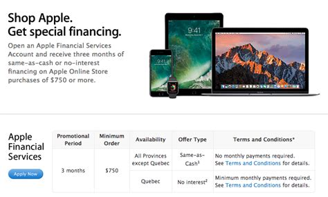 Apple Financial Services Ending for Consumers in Canada on ...