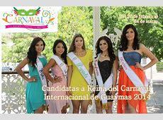 Carnaval de Guaymas Candidatas a Reina del Carnaval