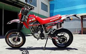Honda Xr 650 Supermoto Kit