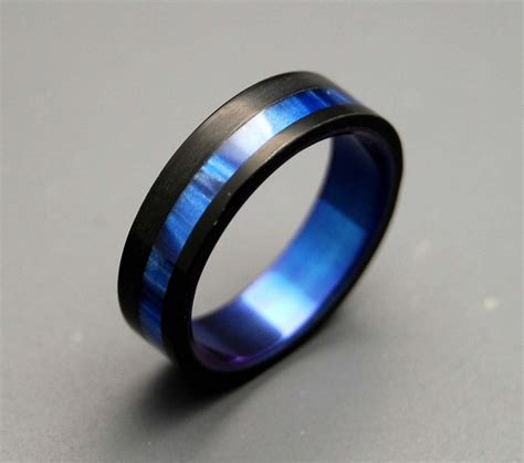 mens blue wedding bands bing images thin blue