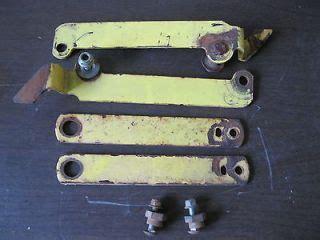 john deere stx38 stx30 gear shift quadrant yellow deck on