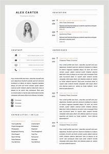 25 best ideas about graphic designer resume on pinterest With designer resume format