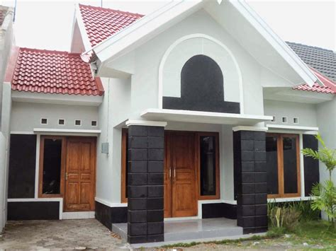 desain rumah sederhana  bagus desain rumah cantik