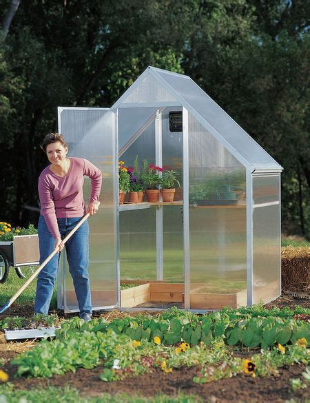 Small Greenhouse: Fast Start Greenhouse