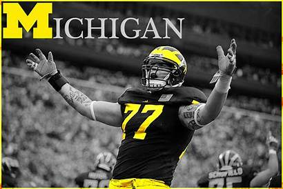 Michigan Football Wolverines Screensavers Background Wallpapers State