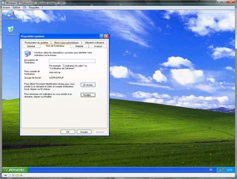 bureau windows xp tutos com site de tutoriels informatique