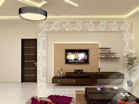 Contemporary Tv Units With Cnc Decorating Ideas Tv Lounge In