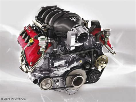 Maserati Motor by 2009 Maserati Gran Turismo S Automatic Engine 1280x960