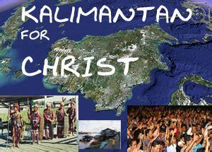 kalimantan  christ