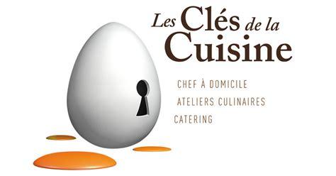 le site de cuisine création du site les clés de la cuisine chef à domicile à