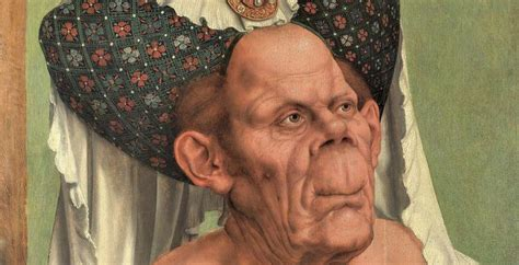 33 Hilariously Ugly Faces From Classical Art