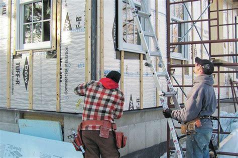 practices continuous exterior insulation jlc