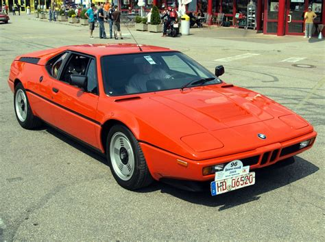 1980 Bmw M1 Is Listed For Sale