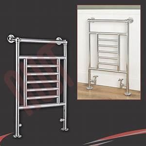 high btus traditional designer chrome heated towel rails With designer heated towel rails for bathrooms