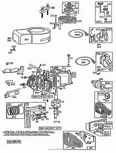 Briggs And Stratton 110902