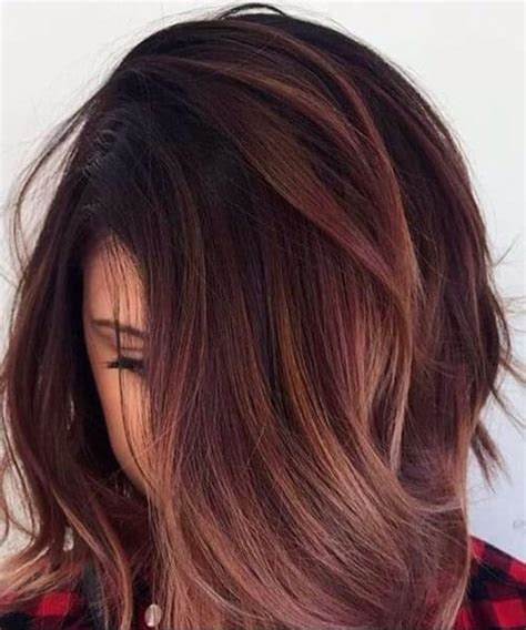 Chocolate Brown And Hairstyles by 50 Chocolate Brown Hair Ideas My New Hairstyles