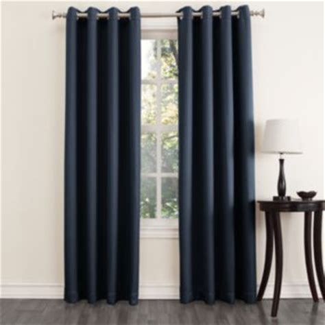 kohl s 18 33 home classics ethan striped blackout window panel home curtains
