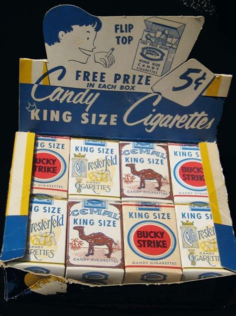 candy cigarettes  smoking  cool global toy news