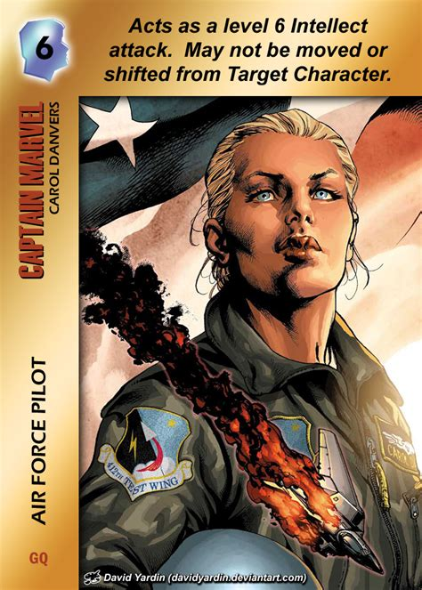 brie larson usafa captain marvel special air force pilot by overpower 3rd