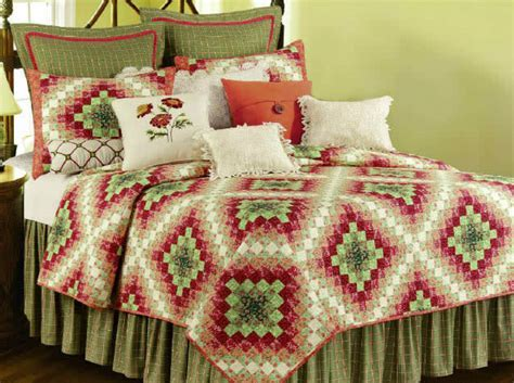 Ireland Quilt & Bedding by C&F Enterprises
