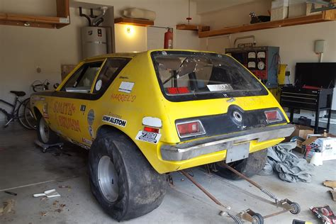 Craigslist Find! Abandoned 1970 Gremlin Drag Car