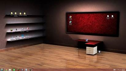 Desktop Computer Icon Organizer Ways Shelves Desk