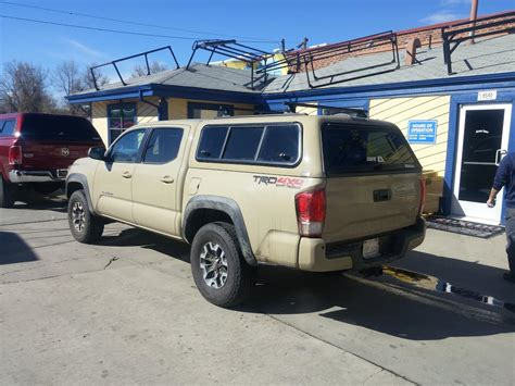 2016 Tacoma, ARE V Series, 4V6 Quicksand   Suburban Toppers