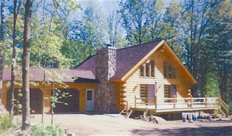 chalet style building
