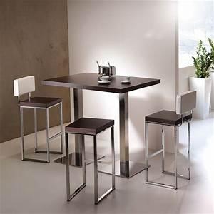 Haute Table De Bar : table haute bar homeandgarden ~ Edinachiropracticcenter.com Idées de Décoration
