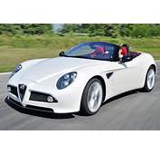 Most Wanted Cars Alfa Romeo 8C Spider Expensive Car