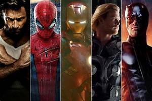 List Of Best Marvel Movies From 2006 To 2017