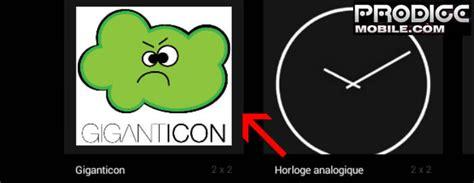 comment agrandir les icônes d 39 applications