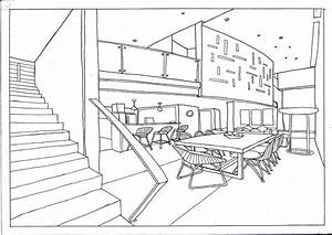 How To Draw A Dining Room Learn How To Draw Dining Table ...
