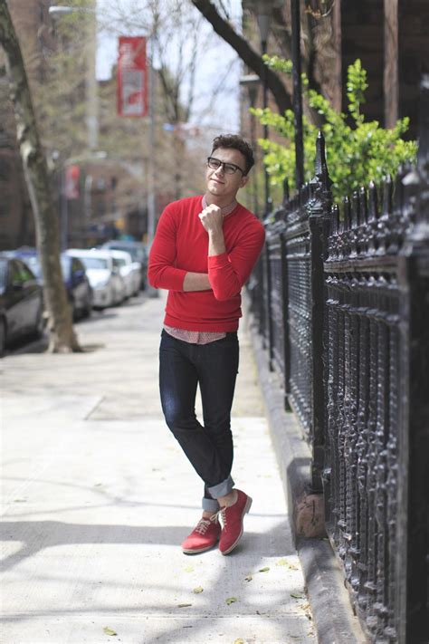 Outfits With Red Shoes Men | newhairstylesformen2014.com