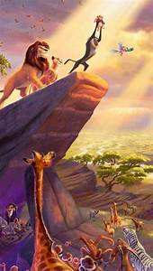 Lion King Simba Iphone Wallpaper
